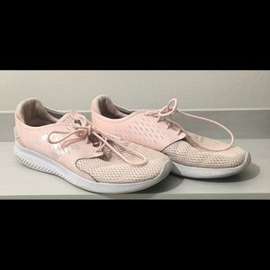 Blush Pink New Balance Comfort Walk Athletic Shoes